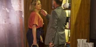 Malhação - Max tenta fazer Regina desistir de se separar (Globo/João Cotta)