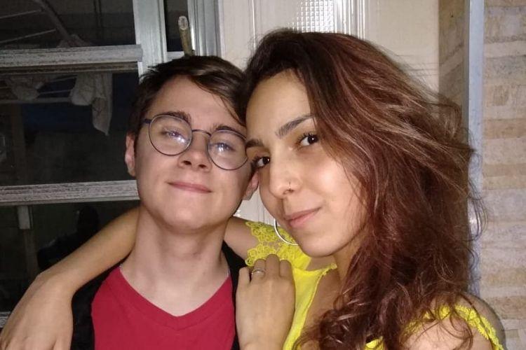 Namorada de Rafael Miguel expõe relação conturbada com o pai criminoso e revela agressão