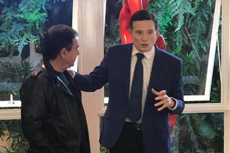 Em entrevista a programa de TV, Roberto Cabrini defende jornalista envolvido em polêmica