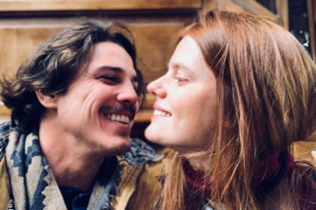 Romulo Neto e Sonia Vasena Potocki