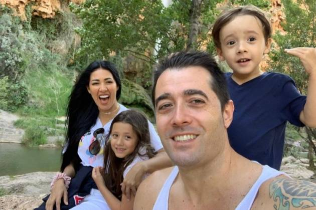 Simaria e a família/Reprodução Instagram