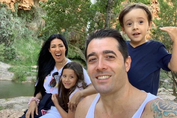 Casada com espanhol, sertaneja Simaria toma atitude sobre família e trabalho em 2020