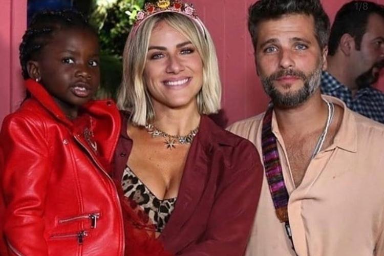 Titi, Giovanna Ewbank e Bruno Gagliasso - Reprodução/Instagram