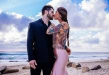 Alok e Romana Novais/ Web