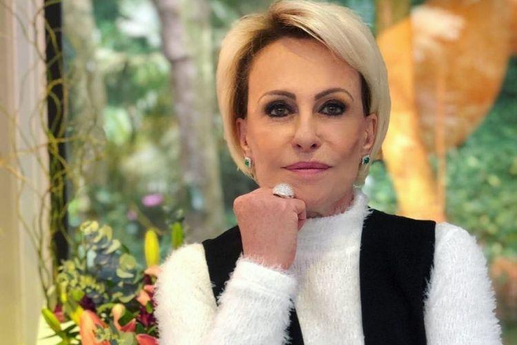 Após revelar um câncer, Ana Maria Braga agradece apoio