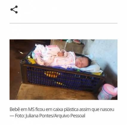 Bebê/ G1