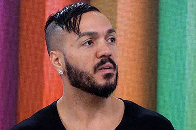Belo foi preso durante gravação com Rodrigo Faro