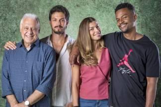 Bom Sucesso - Elenco (Globo/João Cotta)