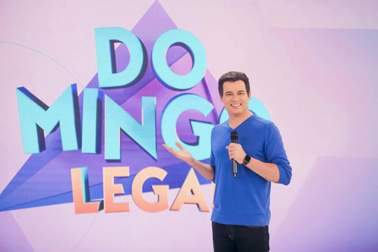 Com homenagem ao Gugu, Domingo Legal tem melhor ibope