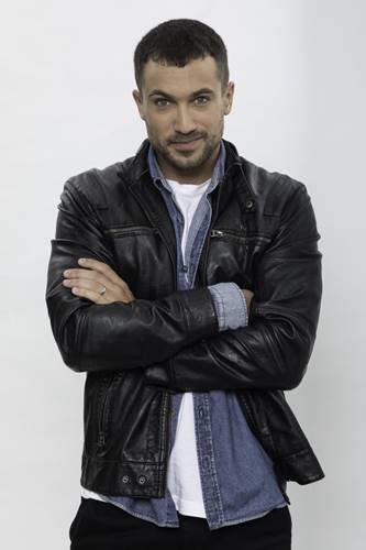 Dancing Brasil 5 - Ricardo Vianna (Antonio Chahestian/Record TV e Blad Meneghel)