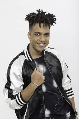 Dancing Brasil 5 - Vinicius D Black (Antonio Chahestian/Record TV e Blad Meneghel)