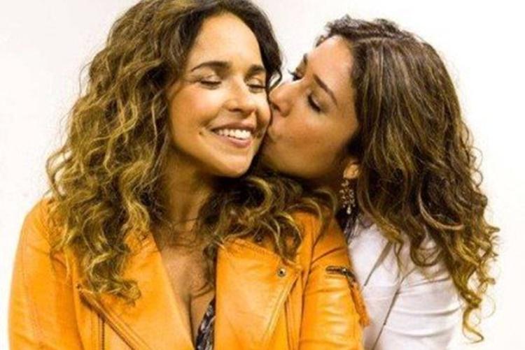 Daniela Mercury celebra mais um ano ao lado da esposa