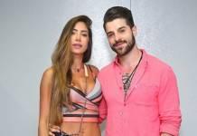 DJ Alok e Romana Novais/Instagram