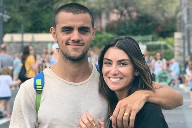 Felipe Simas e Mariana Uhlmann / Instagram