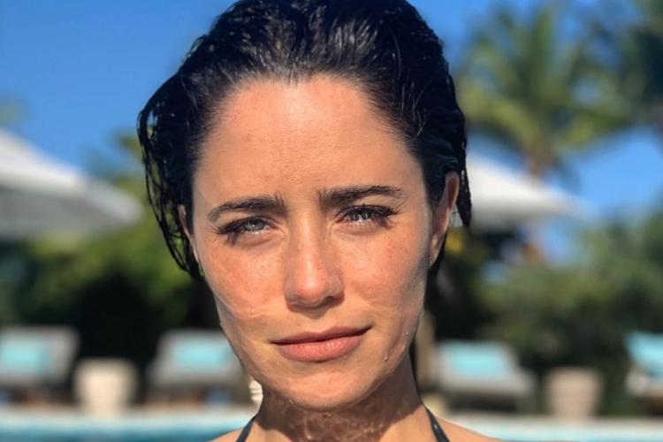Fernanda Vasconcellos - Reprodução/Instagram