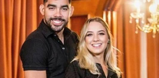 Gabriel Diniz e Karoline Calheiros/ Instagram