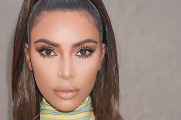 Kim kardashian/ Instagram