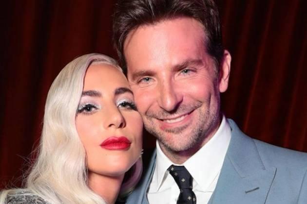 Lady gaga e Bradley Cooper/web