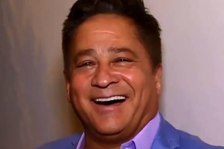 Sertanejo Leonardo causa emoção com agradecimento após show do 'Amigos'