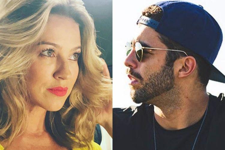 Luana Piovani se irrita e rasga o verbo sobre namoro entre Cintia Dicker e Pedro Scooby