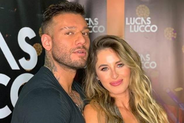 Lucas Lucco e Lorena Carvalho/Instagram