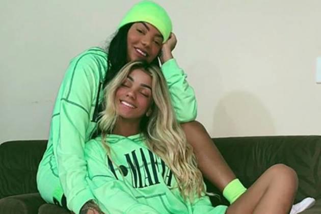 Ludmilla e Bruna Gonçalves/Instagram