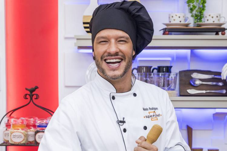 Nando Rodrigues é o vencedor do 'Super Chef Celebridades 2019'
