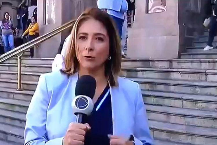 Reporter da Record protagoniza gafe ao falar da morte de João Gilberto