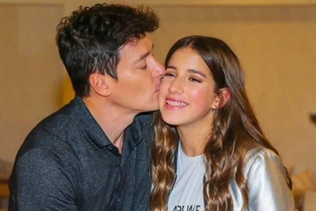 Rodrigo Faro e Clara/instagram