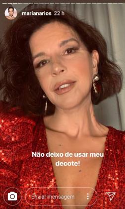 Mariana Rios/ Instagram