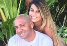 Tiririca e Nana magalhães/instagram