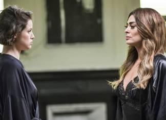 A Dona do Pedaço - Josiane e Maria da Paz (Globo/João Miguel Júnior)