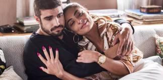A Dona do Pedaço - Rock e Maria (João Miguel Júnior/Globo)