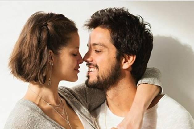 Agatha Moreira e Rodrigo Simas reprodução Instagram