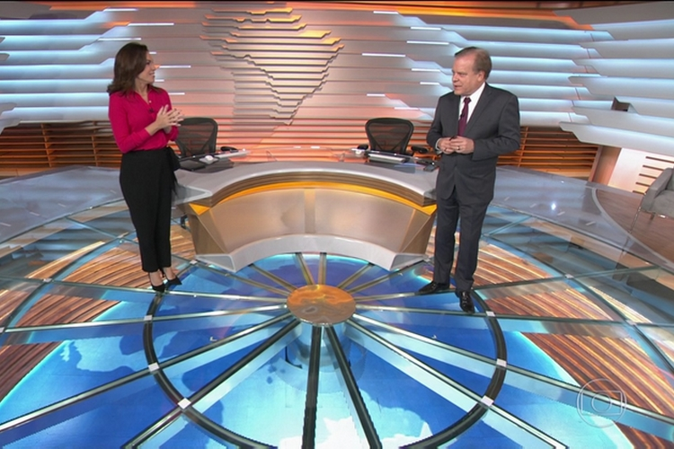 Estreia do novo 'Bom Dia Brasil' divide opiniões na web