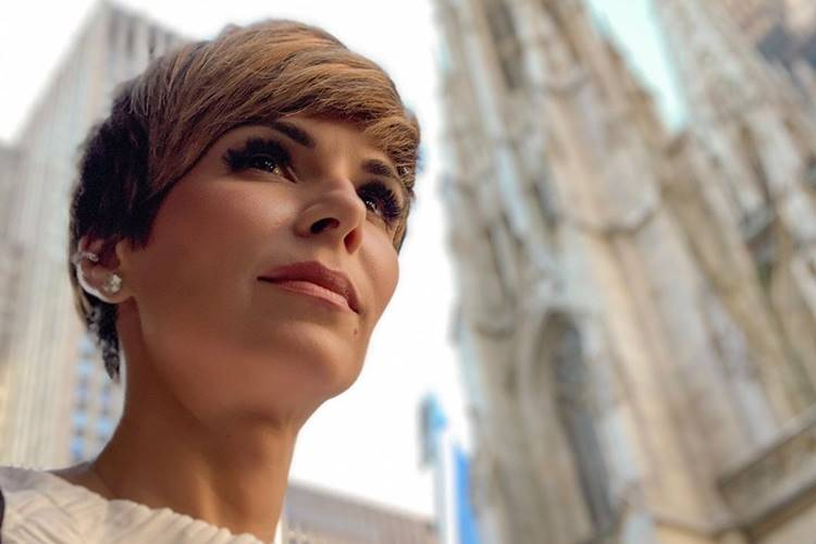 Ana Furtado relembra câncer e fala da vaidade durante tratamento