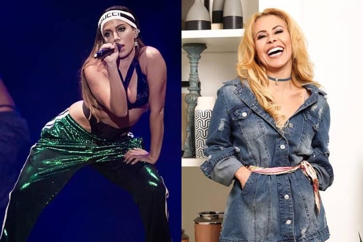 Joelma recusa convite de Anitta e fala sobre rixa com a cantora