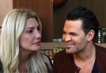 Antonia Fontenelle e Eduardo Costa - Reprodução: YouTube