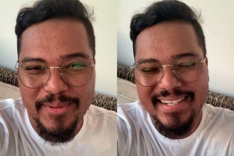 Bruno Cardoso, do Sorriso Maroto, fala sobre tratamento de doença