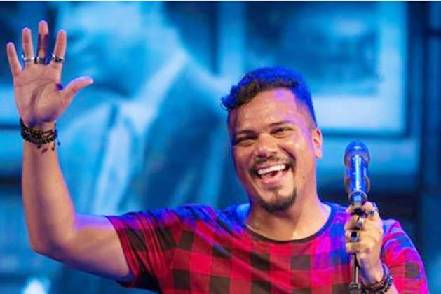 Bruno Cardoso- vocalista do Sorriso Maroto Instagram