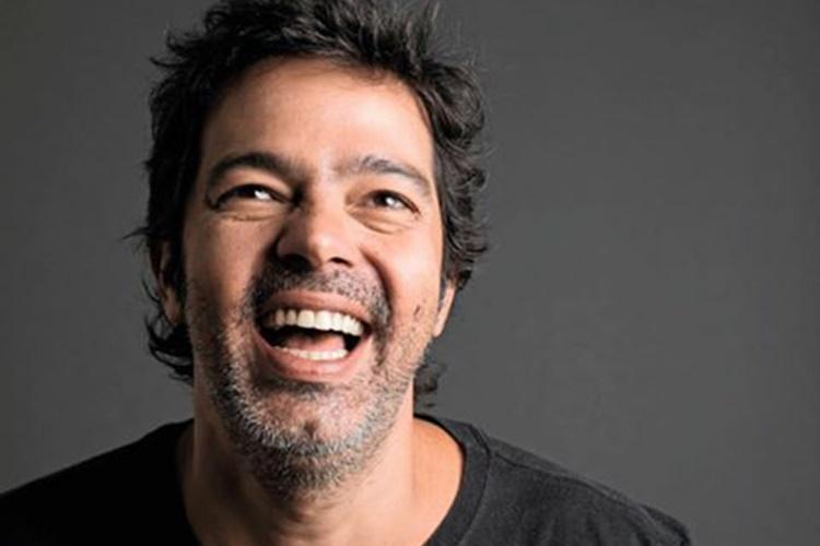 Bruno Mazzeo mostra rotina de exercícios para nova produção da TV Globo
