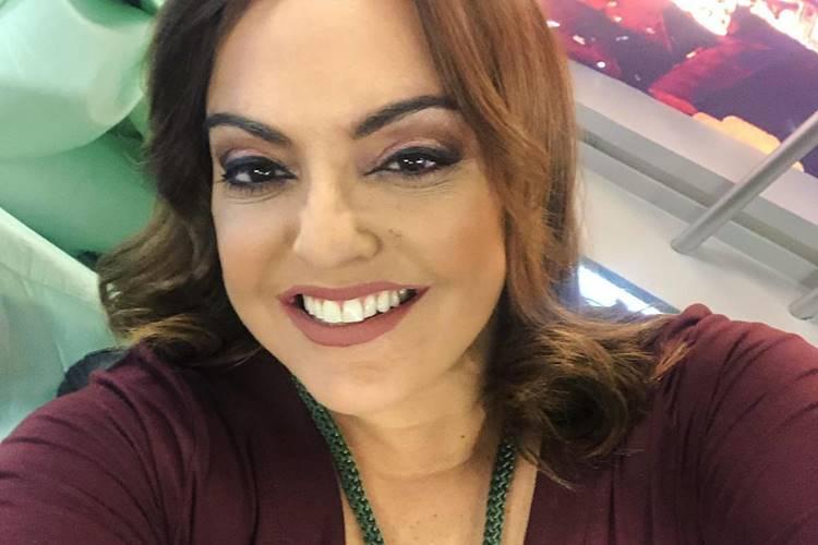 Fabíola Reipert volta a ameaçar TV Globo na audiência