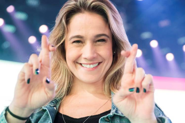 Globo arma estratégia do 'Se Joga' para combater Fabíola Reipert