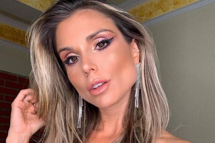 Flávia Viana desabafa sobre comentários a respeito de seu peso