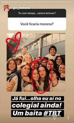 Giovanna Ewbank Instagram