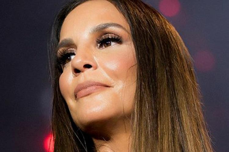 Ivete Sangalo lamenta grande perda: 'Céu está em festa'