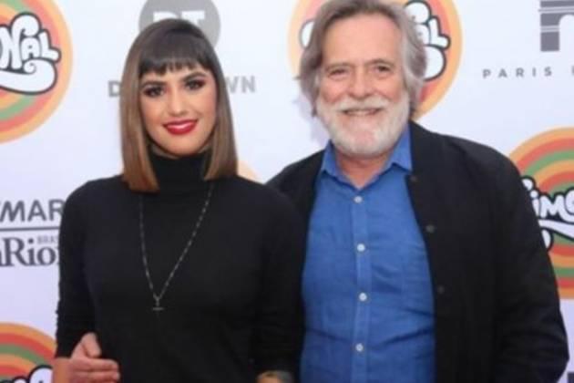 osé de Abreu e Carol Junger instagram