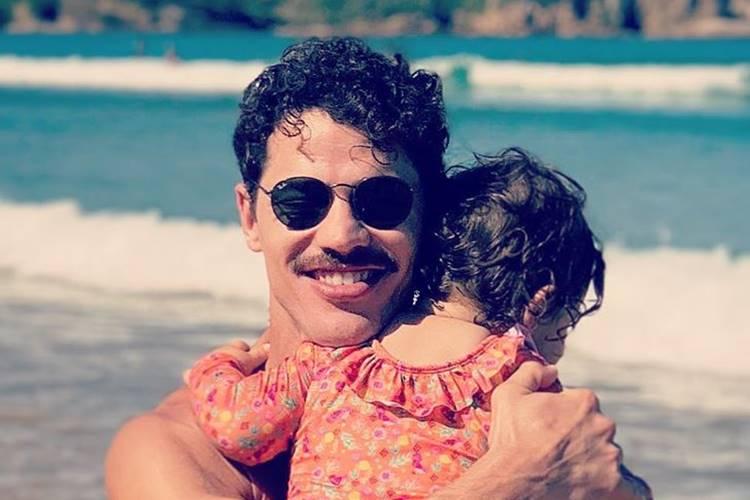 José Loreto abre o jogo sobre relação com a filha após traição