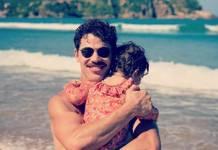 José LJoreto filha Bela - Instagram
