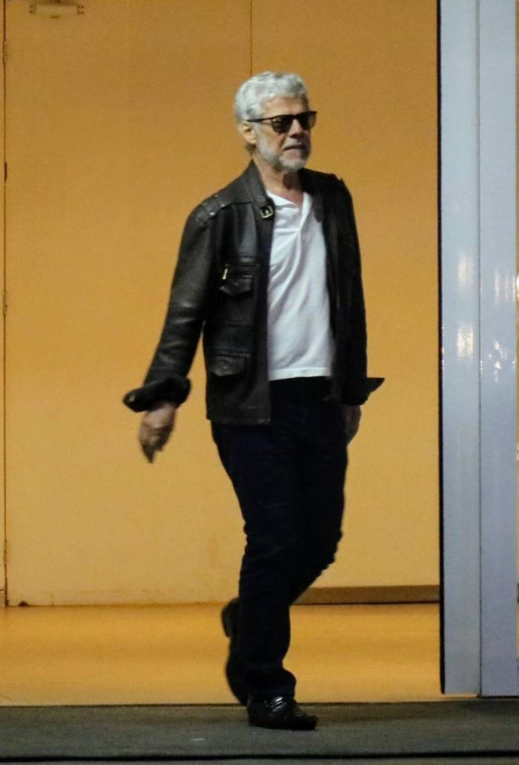 José Mayer (Fabio Moreno/AgNews)